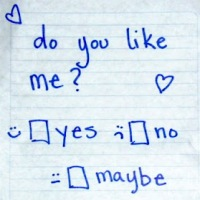 Do you like me? Check Yes, No, Maybe...Difficult People